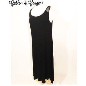 Cable & Gauge Sun Dress